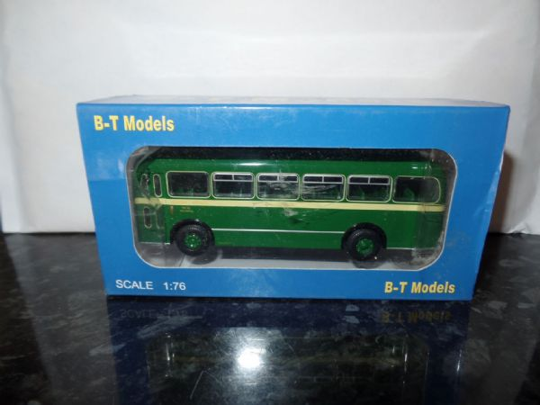 B T Models B209B  Bristol MW Bus Coach  Western National route 282 Tiverton